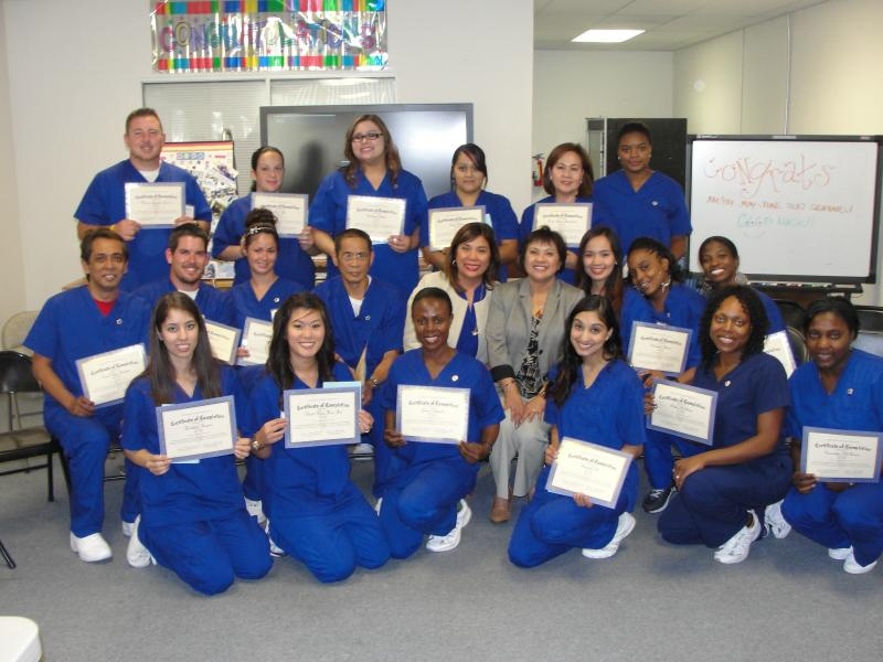Northbay Nursing Institute Certified Nursing Assistant School Home